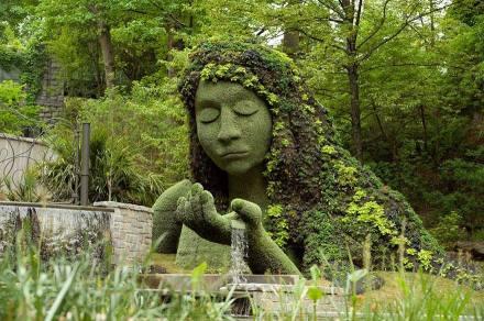 sleeping-green-plant-woman-GA