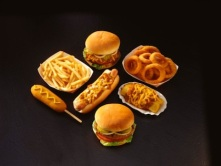 carb-laden foods